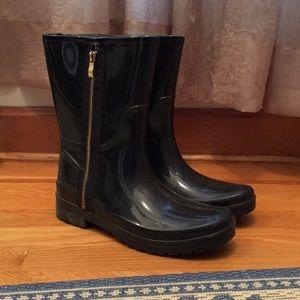 Shoes - Mid Calf Rain Boots